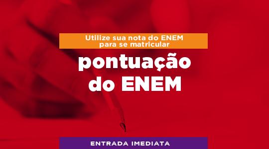 Ingresso com ENEM (Mamanguape)