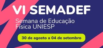 6º SEMADEF promove atividades presenciais para estudantes de Educação Física