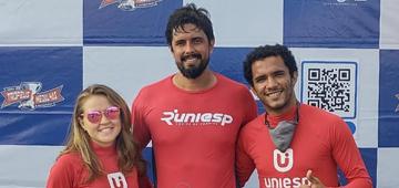 Atleta RUNIESP participa do IV Simulado Jampa Triathlon