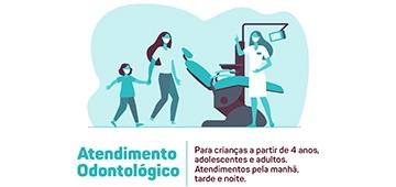 Clínica Integrada de Saúde realiza agendamento para atendimento em Odontologia