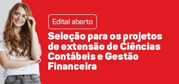 Coordenação de Contábeis e Gestão Financeira divulga edital para projetos de extensão
