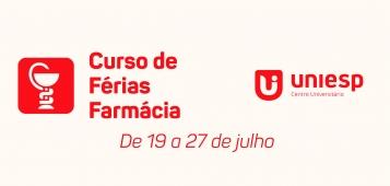 Curso de Férias de Farmácia