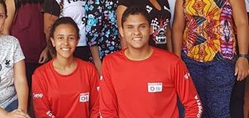 Estudantes representam o PAI em  IV Congresso de Urgência e Emergência do Nordeste, em Recife