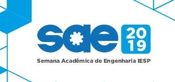 IESP realiza 3ª Semana Acadêmica de Engenharia de 7 a 10 de maio