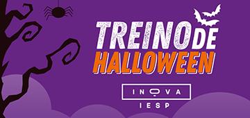 IESP realiza treino de corrida com temática de Halloween dia 26