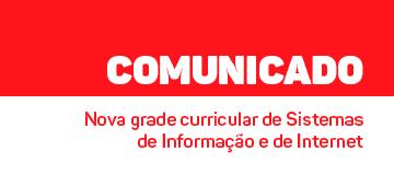 Nova Grade Curricular de Sistemas de Informação e de Internet
