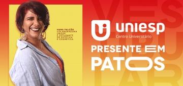 Uniesp abre polo em Patos e inicia atividades no dia 15 de fevereiro