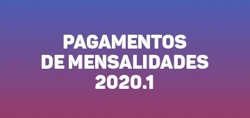 UNIESP flexibiliza pagamento de mensalidades do semestre 2020.1