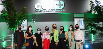 UNIESP inaugura o novo Centro de Ciências Farmacêuticas